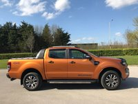 USED 2017 17 FORD RANGER 3.2 WILDTRAK 4X4 DCB TDCI 4d 197 BHP