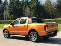 USED 2017 17 FORD RANGER 3.2 WILDTRAK 4X4 DCB TDCI 4d 197 BHP
