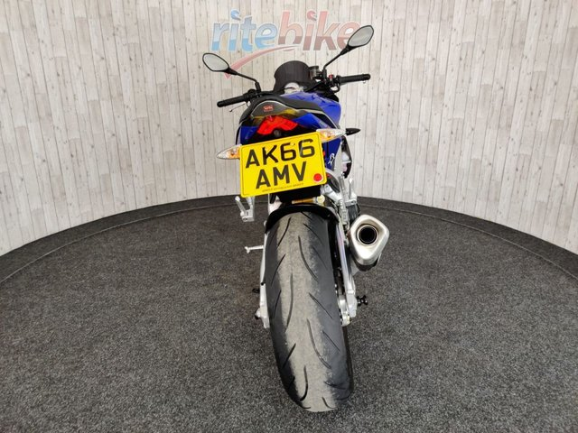 APRILIA TUONO 1100 V4 at Rite Bike
