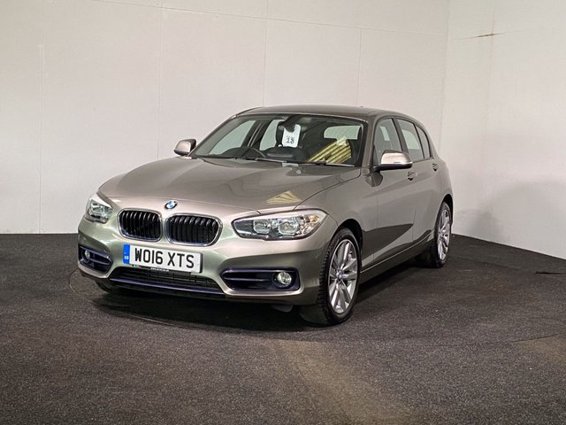 USED 2016 16 BMW 1 SERIES 2.0 118D SPORT 5d 147 BHP DUE IN - RING TO RESERVE
