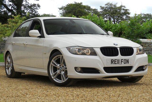 2011 11 BMW 3 SERIES 2.0 320D EFFICIENTDYNAMICS 4d Diesel Manual