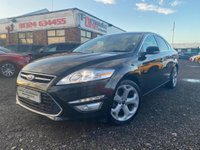 USED 2012 62 FORD MONDEO 2.0 TDCi Titanium 5dr DRIVE AWAY TODAY!FULL HISTORY!