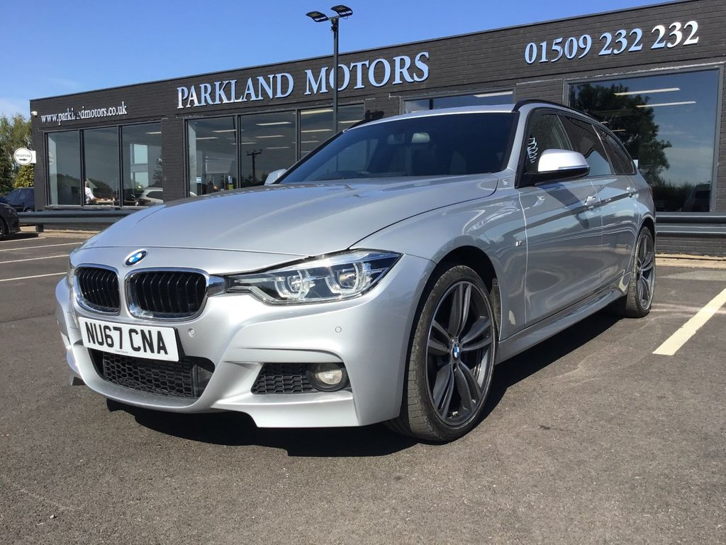 USED 2017 67 BMW 3 SERIES 3.0 335D XDRIVE M SPORT TOURING 5d 308 BHP (CATEGORY N)