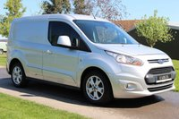 USED 2015 15 FORD TRANSIT CONNECT 1.6 200 LIMITED P/V 114 BHP NO VAT TO PAY LIMITED TOP SPEC FULL HISTORY WARRANTY INCLUDED