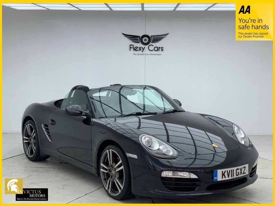 USED 2011 11 PORSCHE BOXSTER 3.4 24V S PDK 2d 310 BHP