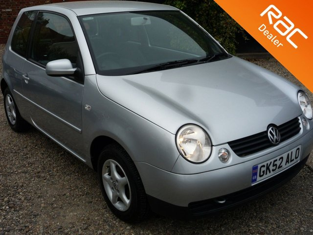 View our VOLKSWAGEN LUPO