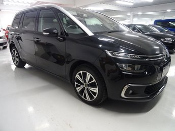 2017 CITROEN C4 GRAND PICASSO 1.6 BLUEHDI FLAIR S/S 5d 118 BHP £13700.00