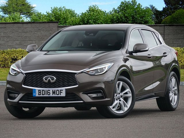 INFINITI Q30 at Tim Hayward Car Sales