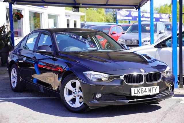 2014 64 BMW 3 SERIES 2.0 320D EFFICIENTDYNAMICS 4d 161 BHP