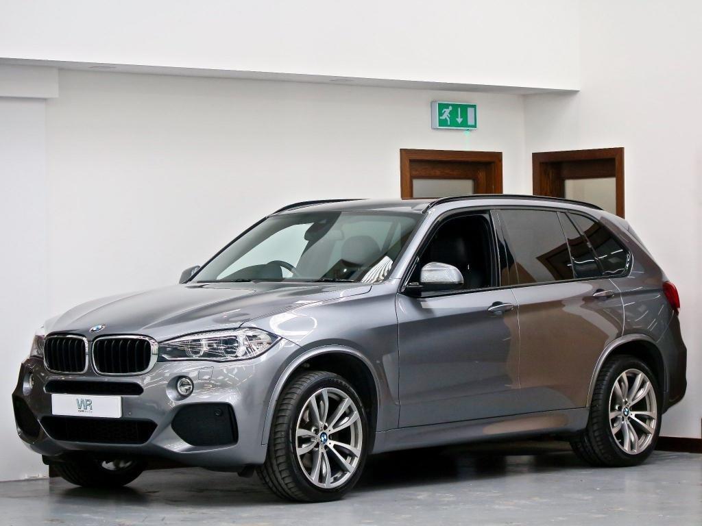 USED 2017 17 BMW X5 3.0 30d M Sport Auto xDrive (s/s) 5dr V/COCKPIT + 360 CAM +HUD + HK