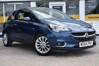 USED 2015 64 VAUXHALL CORSA 1.4 SE 3d 89 BHP NO DEPOSIT FINANCE AVAILABLE