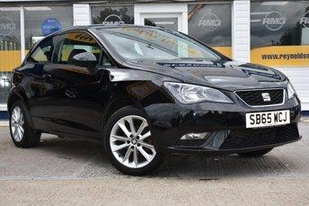 2015 SEAT IBIZA 1.0 VISTA 3d 74 BHP £6999.00