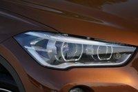 USED 2017 66 BMW X1 2.0 XDRIVE25D XLINE 5d 228 BHP Rare Colour Combination