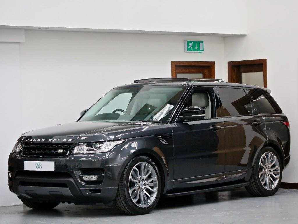 USED 2015 65 LAND ROVER RANGE ROVER SPORT 3.0 SD V6 HSE Dynamic 4X4 (s/s) 5dr PAN ROOF + SAT NAV + R/CAMERA