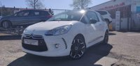 USED 2014 14 CITROEN DS3 1.6 e-HDi Airdream DStyle Plus 3dr LOW MILEAGE+HISTORY+1 YEAR MOT