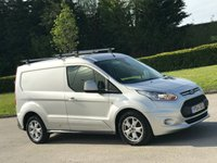 2014 FORD TRANSIT CONNECT 1.6 200 LIMITED P/V 114 BHP SOLD