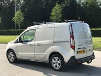 USED 2014 64 FORD TRANSIT CONNECT 1.6 200 LIMITED P/V 114 BHP