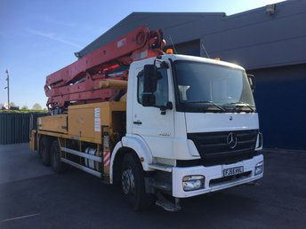View our MERCEDES AXOR