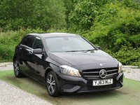 USED 2013 63 MERCEDES-BENZ A-CLASS 1.5 A180 CDI BLUEEFFICIENCY SE 5d 109 BHP