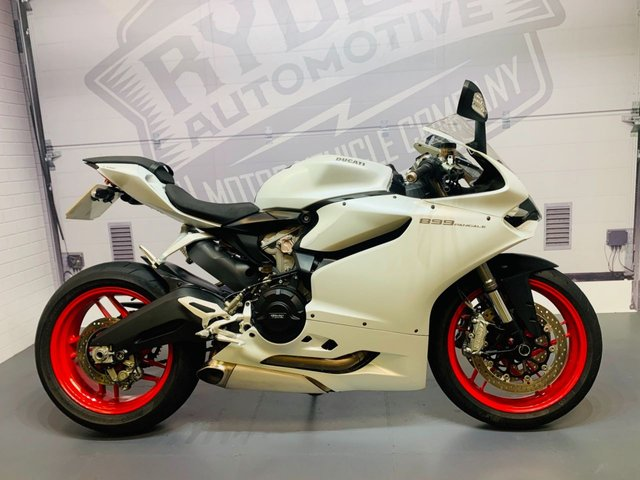 USED 2014 14 DUCATI 899 PANIGALE ABS