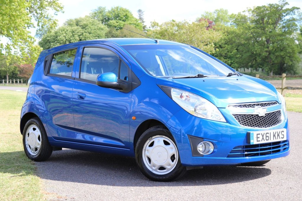 USED 2011 61 CHEVROLET SPARK 1.2 LS 5d 80 BHP Recently Serviced + Long Mot
