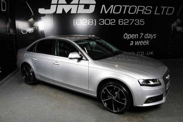 USED 2009 09 AUDI A4 2009 AUDI A4 2.0 TDI SE BLACK EDITION STYLE 143 BHP (FINANCE AND WARRANTY)