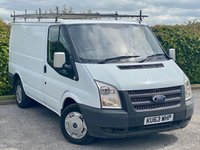USED 2013 63 FORD TRANSIT 2.2 260 LR 1d **NO VAT TO PAY**RECENTLY SERVICED**