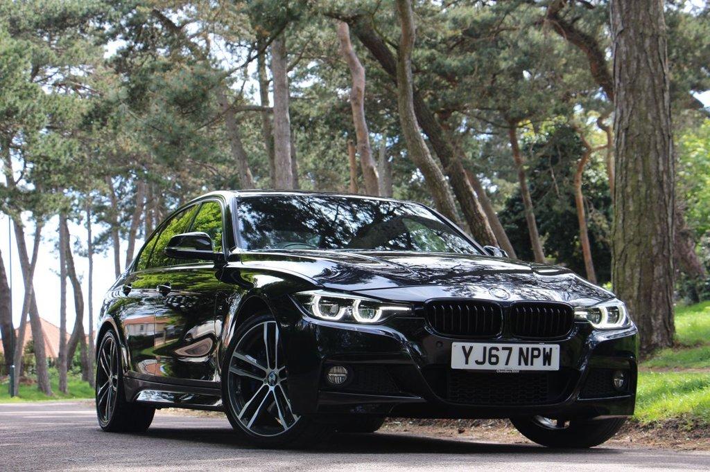 USED 2018 67 BMW 3 SERIES 340i M SPORT SHADOW EDITION 360 BHP PPK