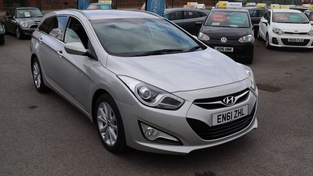 USED 2012 61 HYUNDAI I40 1.6 STYLE GDI  5d 133 BHP LOW DEPOSIT OR NO DEPOSIT FINANCE AVAILABLE