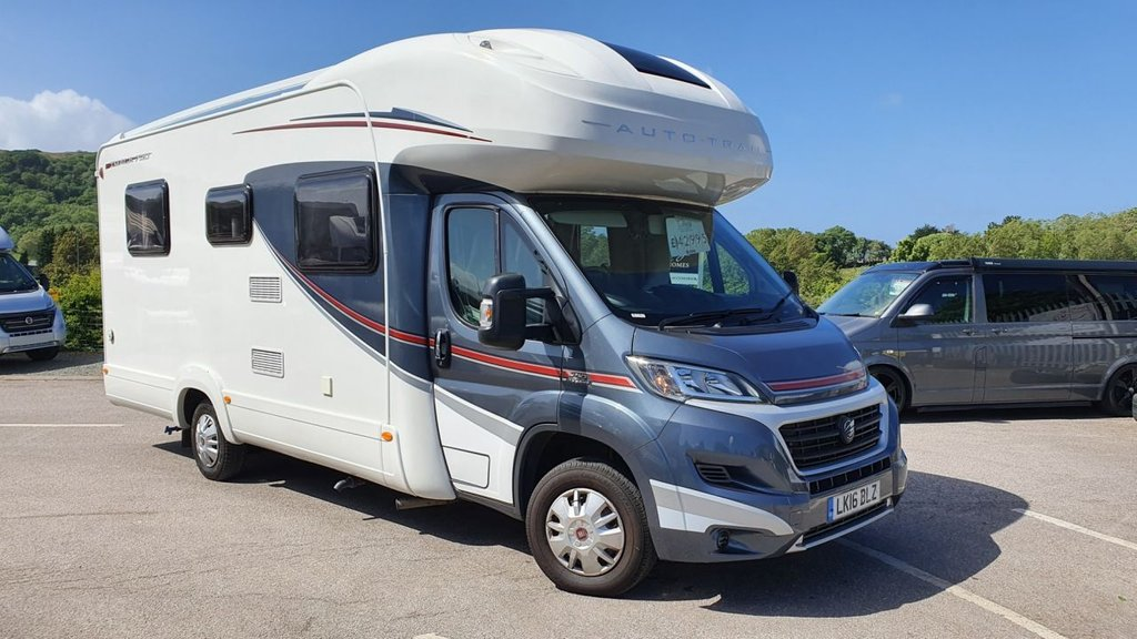 USED 2016 16 USED AUTO-TRAIL IMALA 730 S/A 4 BERTH - ISLAND BED - CAB BED ISLAND BED | AUTOMATIC