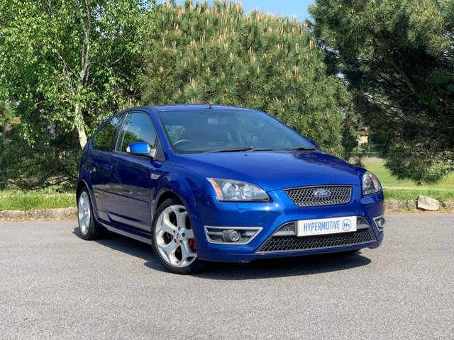 USED 2007 57 FORD FOCUS 2.5 ST-3 3dr Supplied With A New Cam Belt