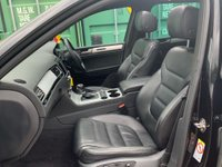 USED 2011 11 VOLKSWAGEN TOUAREG 3.0 TDI V6 Altitude Tiptronic 4x4 (s/s) 5dr FSH/AdaptiveCruise/HeatedSeats