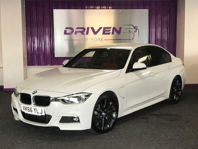 2016 66 BMW 3 SERIES 2.0 330E M SPORT 4d 181 BHP