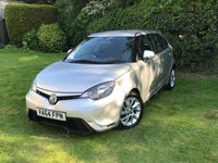 USED 2015 64 MG 3 1.5 3 FORM SPORT VTI-TECH 5d 106 BHP RESERVE ONLINE, FULL HISTORY