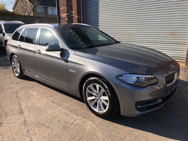 2014 63 BMW 5 SERIES 2.0 520D SE 4d 181 BHP