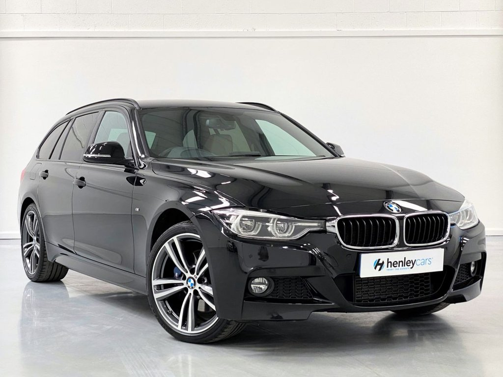 USED 2017 17 BMW 3 SERIES 2.0 320D XDRIVE M SPORT TOURING