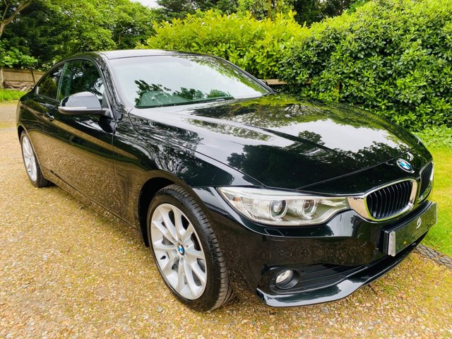 2013 63 BMW 4 SERIES 2.0 420I XDRIVE SE 2d 181 BHP