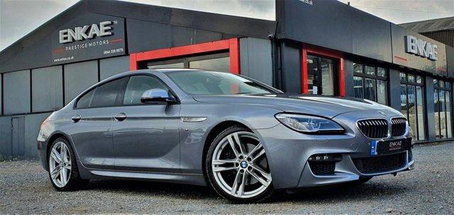 2015 65 BMW 6 SERIES 640d m sport