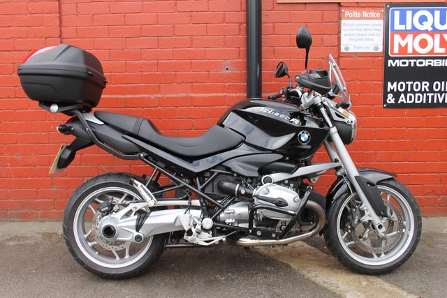 USED 2010 BMW R1200R SERIES *12mth Mot, FSH, 3mth Warranty, Akropovic Exhausts* A Great All Round Bike With FSH, Finance Available.