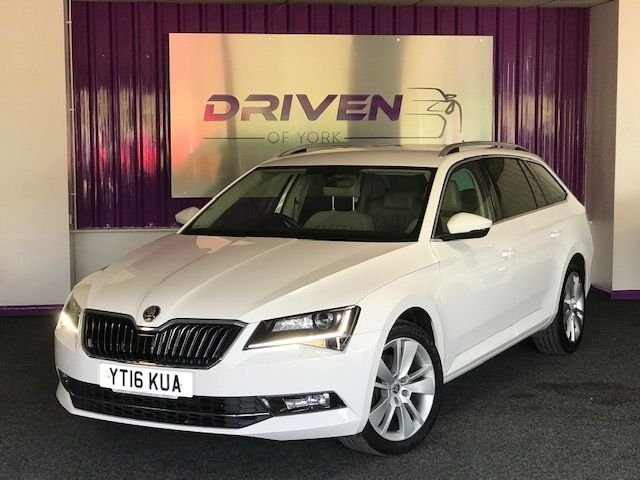 2016 16 SKODA SUPERB 2.0 SE L EXECUTIVE TDI 5d 148 BHP
