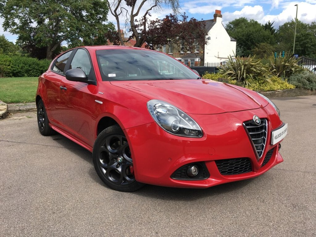 USED 2016 16 ALFA ROMEO GIULIETTA 1.4 TB MULTIAIR SPRINT SPECIALE 5d 150 BHP JUST SERVICED & NEW BRAKES