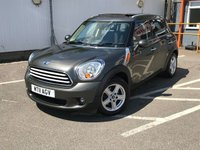 USED 2011 11 MINI COUNTRYMAN 1.6 COOPER D ALL4 5d 112 BHP PAN ROOF, RESERVE ONLINE