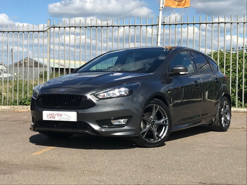 USED 2016 66 FORD FOCUS 1.5 ST-LINE TDCI 5d 118 BHP
