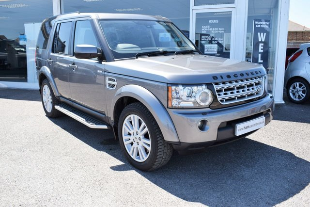 2009 59 LAND ROVER DISCOVERY 4 3.0 4 TDV6 HSE 5d 245 BHP