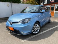 USED 2014 63 MG 3 1.5 3 FORM SPORT VTI-TECH 5d 106 BHP 1 OWNER, RESERVE ONLINE