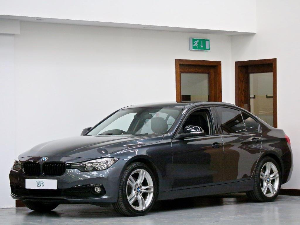 USED 2017 17 BMW 3 SERIES 2.0 320d BluePerformance ED Sport Auto (s/s) 4dr SAT NAV + HEATED LEATHER + DAB