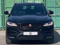 USED 2016 16 JAGUAR F-PACE 2.0d R-Sport (s/s) 5dr Xenons/Cruise/DAB/WifiHotspot