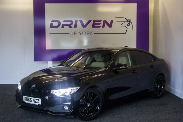 2016 65 BMW 4 SERIES 2.0 420D SE GRAN COUPE 4d 188 BHP