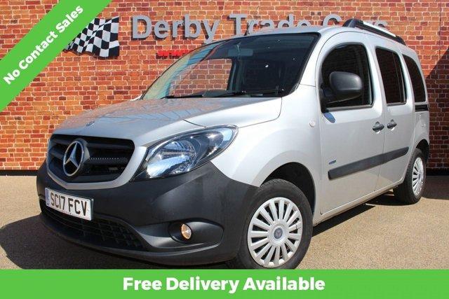 MERCEDES-BENZ CITAN at Derby Trade Cars