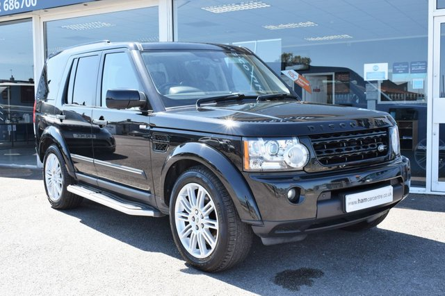 2011 11 LAND ROVER DISCOVERY 4 3.0 4 TDV6 HSE 5d 245 BHP